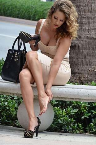 Jenniferın fermuar dalgınlığı