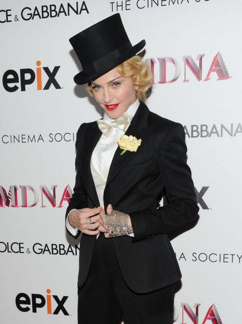 Madonnadan şok itiraf!