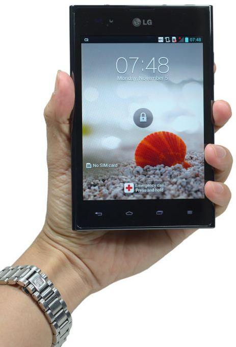 LG P895 Optimus