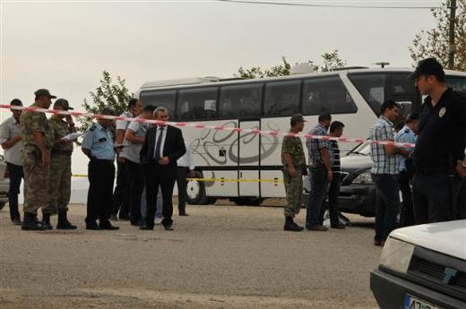 Mardin Cezaevinde silahlı saldırı