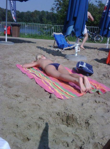 Facebook´daki utandıran plaj fotoğrafları