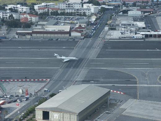 Cebelitarık Havalimanı