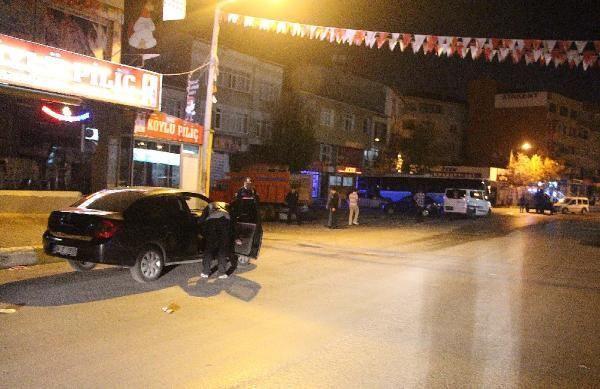 Başbakanı koruyan polislere silahlı saldırı