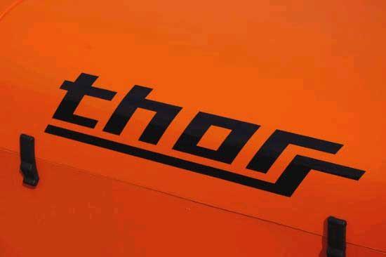 Elektrikle çalışan hız canavarı, ThoRR