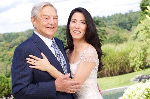 George Sorosun eski eşi evini satıyor