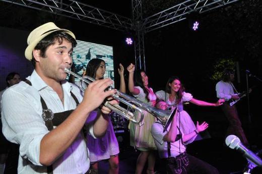 Antalya da Octoberfest başladı