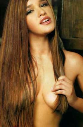 Rus güzel Xenia Borodinaya şantaj