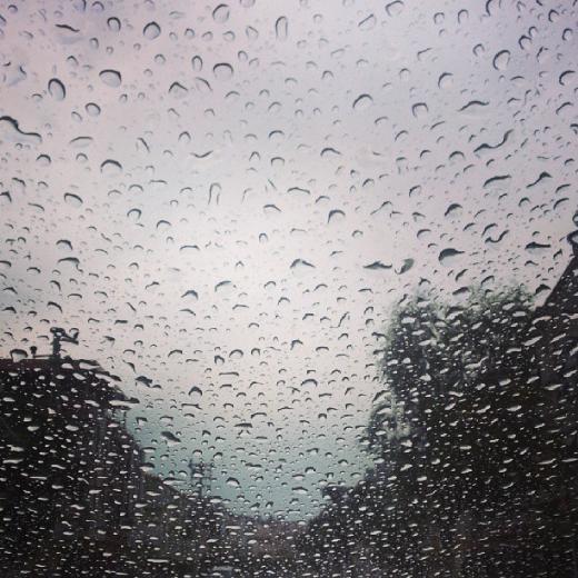 Yağmurlu gün İnstagram a böyle yansıdı