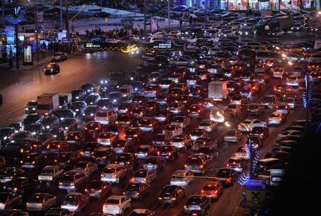 Trafikte dur-kalkın en çok olduğu şehirler