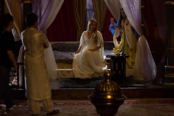 Botokslu sultan Gamze Özçelik
