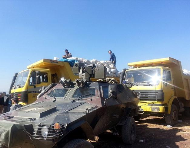 Diyarbakır'da 23 ton esrar ele geçirildi