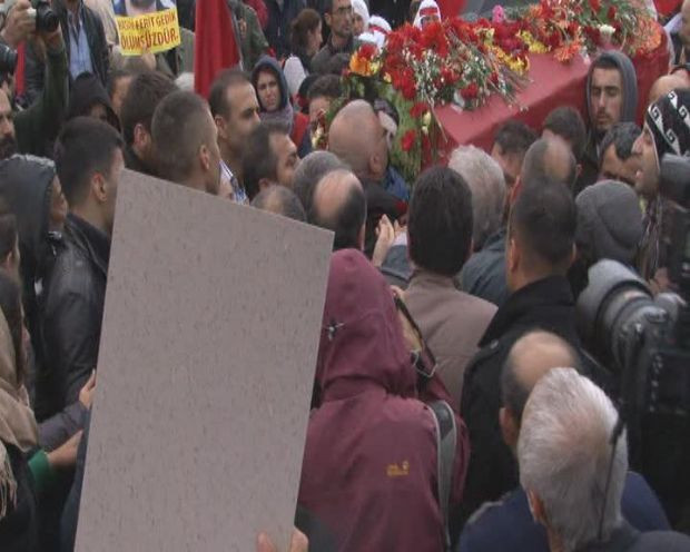 Hasan Ferit Gedik cenazesi Gülsuyunda!