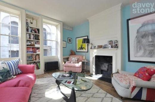 Keira Knightley evini sattı