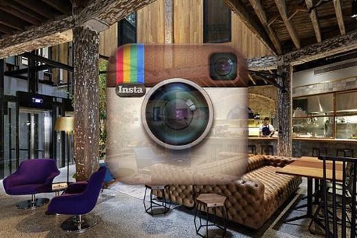 Dünyanın ilk Instagram oteli