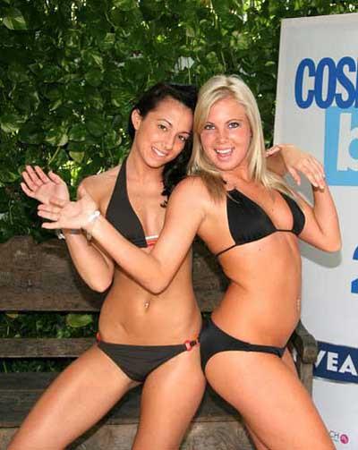 Cosmo kızlarının bikini partisi