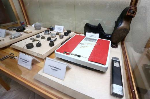 İşte MİTin Casusluk Müzesi