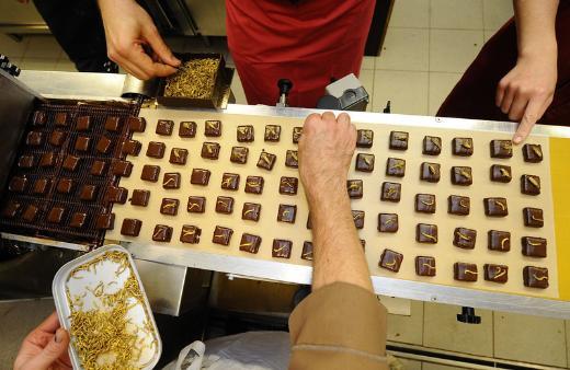Kim böcekli çikolata ister?