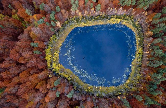 Sonbahar renklerinden 13 çarpıcı fotoğraf