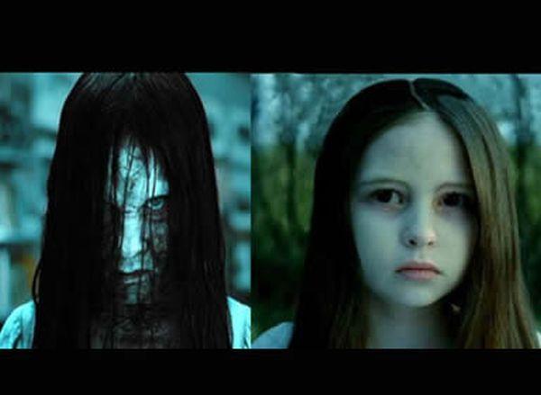 O kız şimdi büyüdü