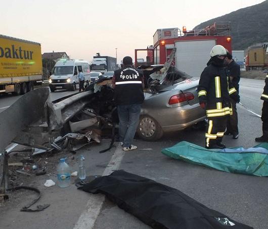 İşte gün gün yaşanan kazaların sebepleri