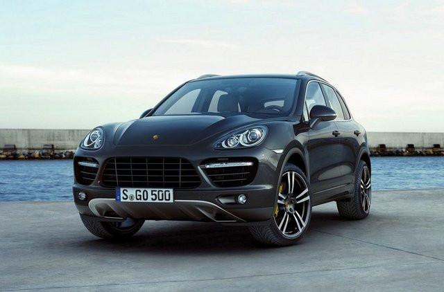Porschenin yeni bebeği!