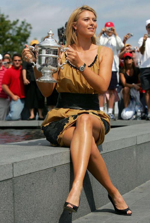 Sharapova hamile