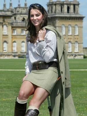 Prenses Katein dümdüz karnının sırrı
