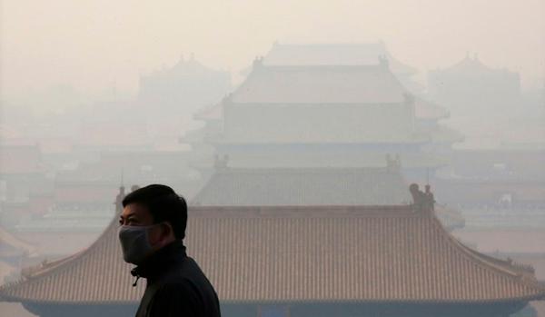 Çinde nefes almak artık imkansız