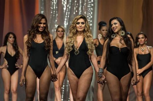 Brezilyanın en güzel transı