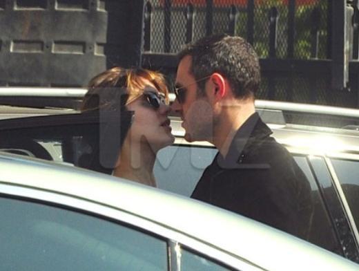 Yasak aşkın ilk fotoğrafları!
