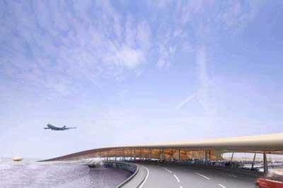 Pekinin Ejderha havaalanı