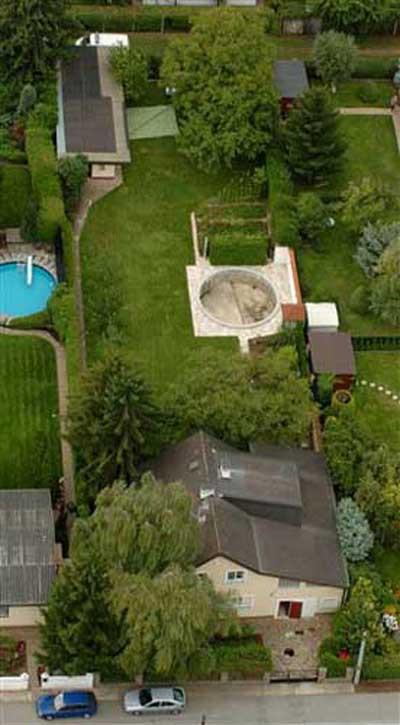 İşte Avusturyalı sapık baba ve o ev !