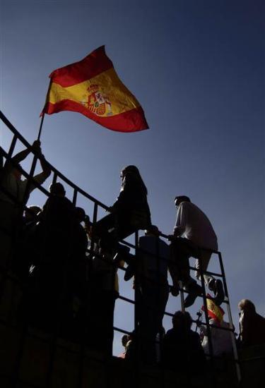 İspanyollar, AİHMnin ETA kararını protesto etti