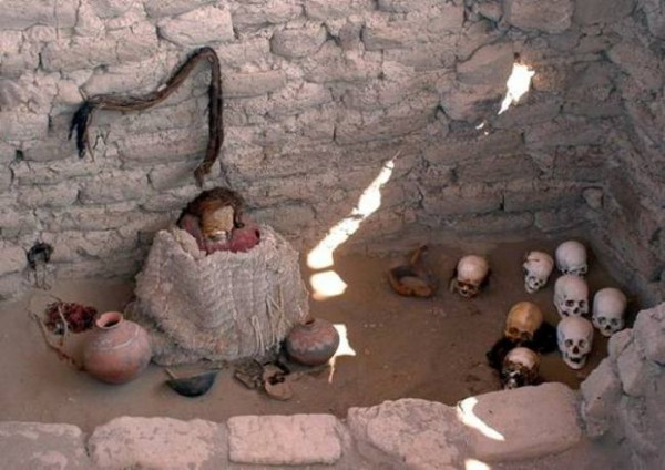 Bu anne ile bebeği 1000 yaşında!