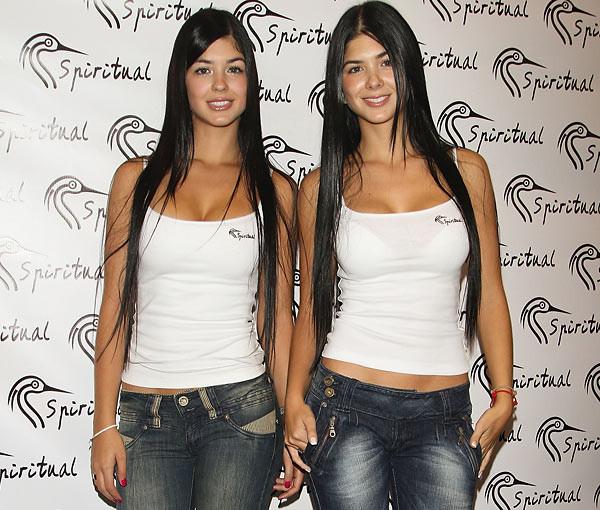 Moda dünyası bu ikizleri konuşuyor
