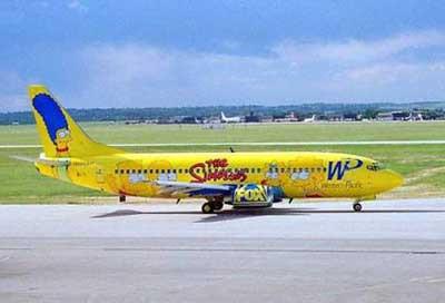 Hiç böyle uçaklar gördünüz mü ?