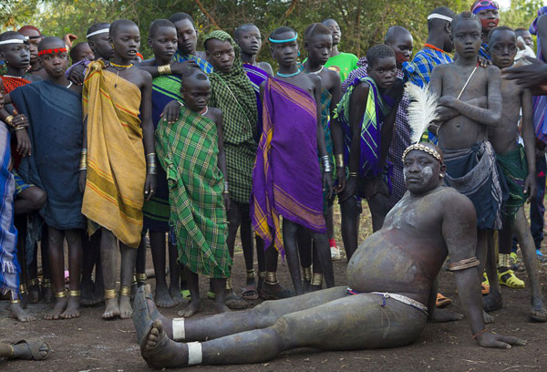 Bu bir kabile geleneği