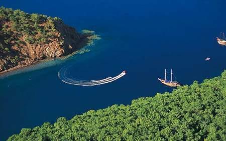 Türkiyeden muhteşem manzaralar