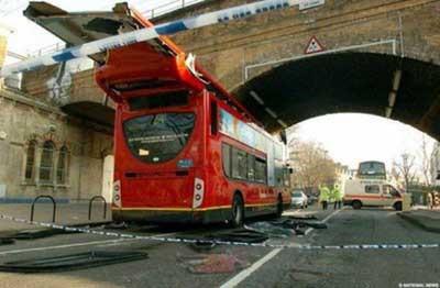En ilginç trafik kazaları !