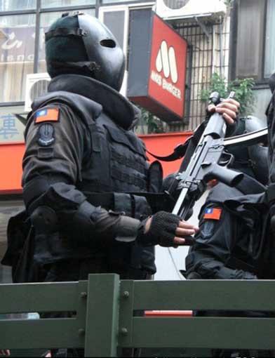 Tayvan ordusunun üniformaları tanıtıldı