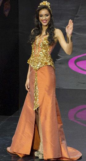 Miss Universe finalleri