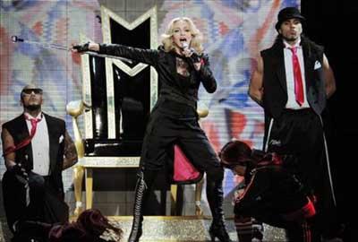 Madonna & Justin Timberlake