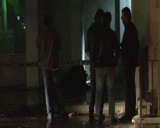 Ankarada YSK binası önünde patlama