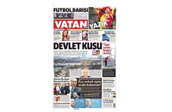 Erdoğanın açıklamaları manşetlere nasıl yansıdı?