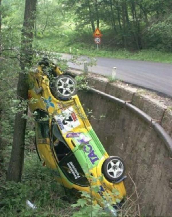 Dünyanın en ilginç kazaları