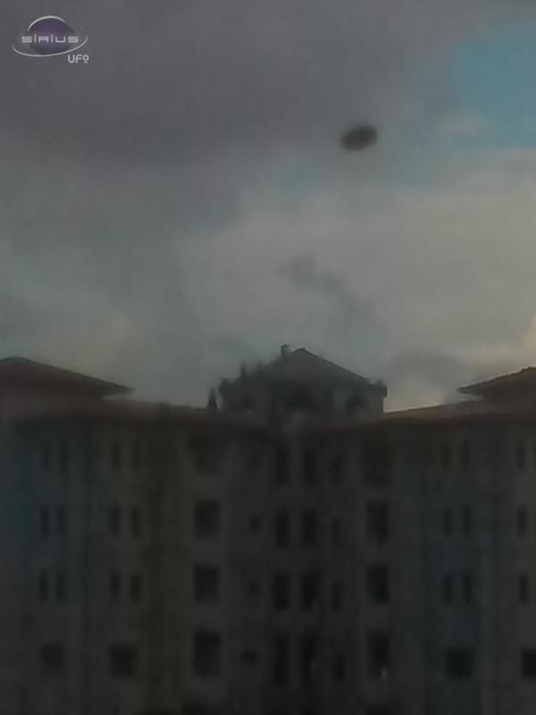 İncirlik hava üssünde UFO görüntülendi