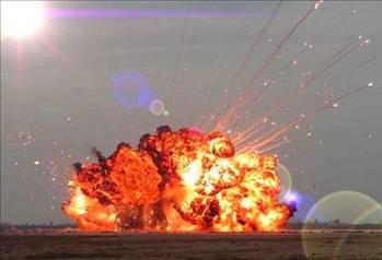 Dünyanın en büyük patlamaları