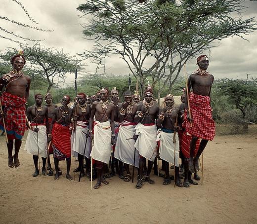 Dünyanın kadim kabileleri, göçüp gitmeden önce