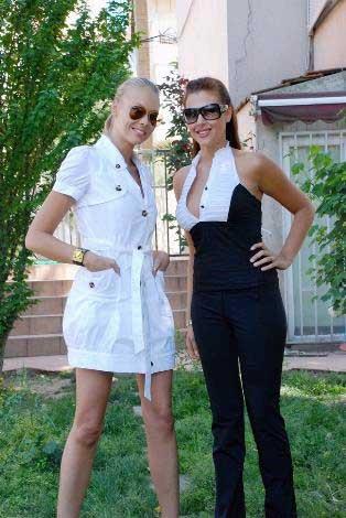 Lorraine Brujin & Chantal Brujin