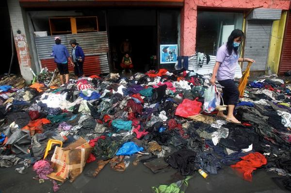 Filipinlilerin yürek sızlatan feryadı